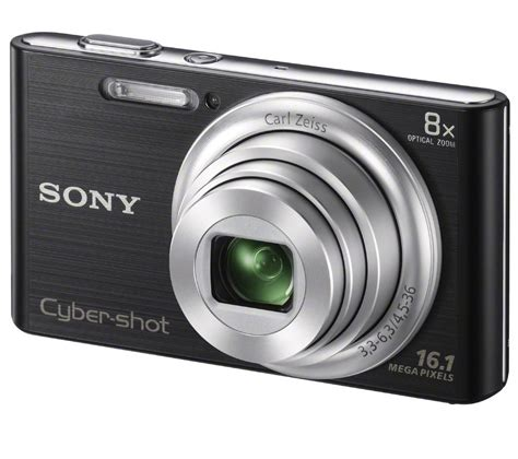 Sony Cybershot Dscw730 Digital Camera Review