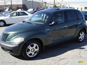 2001 Pt Cruiser : 2001 shale green metallic chrysler pt cruiser limited ~ Kayakingforconservation.com Haus und Dekorationen