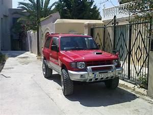 1996 Mitsubishi Pajero - Overview