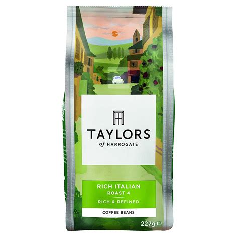 From the best gourmet coffee in the world to the best whole bean coffee for different brewing methods at home and good coffee brands to try, it's all. Taylors of Harrogate Rich Italian Coffee Beans 227g - Love the taste of these beans, always have ...