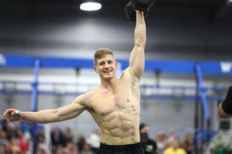 Canadas Top Professional Crossfit Athlete Brent Fikowski