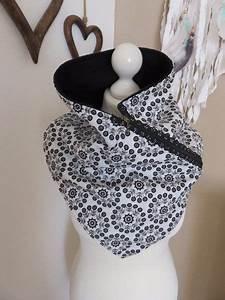 Schal Selber Nähen : dreieckst cher tuch mit rei verschlu iceflowers ein designerst ck von fee 1 bei dawanda ~ Orissabook.com Haus und Dekorationen
