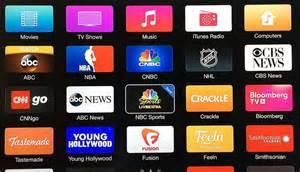 apple adds  nbc sports channel  apple tv mac rumors