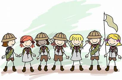 Scout Troop Christmas Fun Drawing