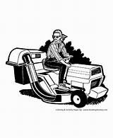 Coloring Lawn Mower Niceladiesnaughtybooks Printable Southwestdanceacademy sketch template