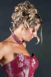 photo chignon mariage salon de coiffure de bari caen chignon de mariée de bari