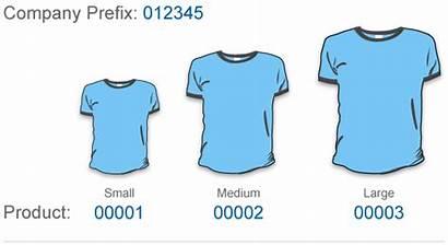Number Shirt Upc Gtin Medium Shirts Different
