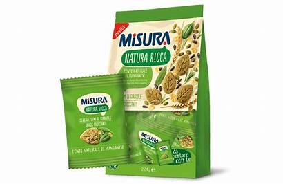 Snack Croccanti Misura Ricca Natura Cereali Girasole