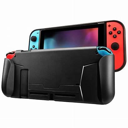 Switch Nintendo Case Grip Protective Ergonomic Walmart