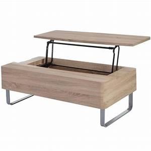 Table Enfant Avec Rangement : table basse avec rangement 3 coloris achat vente table basse table basse avec rangement ~ Melissatoandfro.com Idées de Décoration