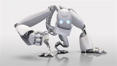 Finally Robotic Beings Rule Your Desktop With These