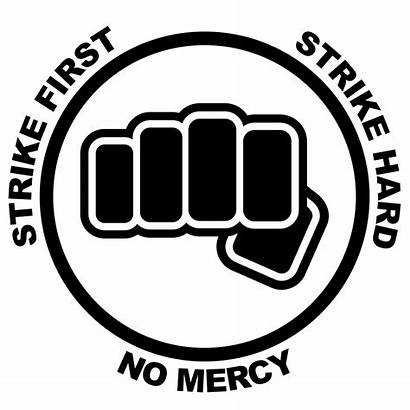 Kai Cobra Karate Kid Fist Decal Strike