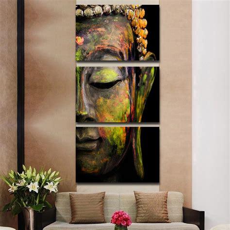 paintings home decor buddha painting home decor