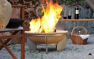 Feuerschale Für Balkon : feuerschale lagerfeuer f r den garten ~ Bigdaddyawards.com Haus und Dekorationen
