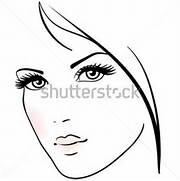 intended for fashion lady face clipart fashion lady face clipart  Beautiful Lady Face Clip Art