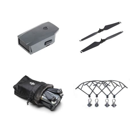 dji mavic pro mini foldable quadcopter accessories kit