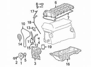 Buick Rainier Engine Timing Chain  Bearings  Liter