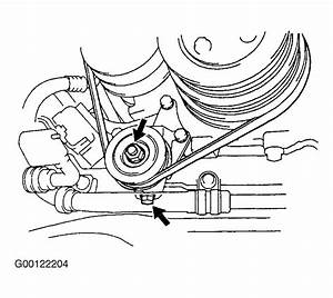 1997 Toyota Tacoma Serpentine Belt Routing And Timing Belt Diagrams