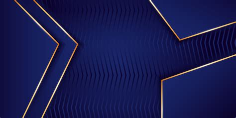 elegant blue  gold background   vectors