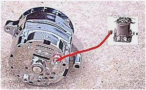 Chevy One Wire Alternator