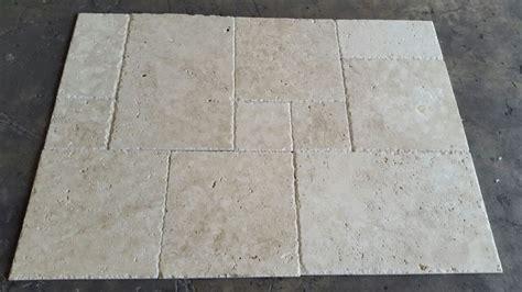 Versailles Tile Pattern History ivory travertine marble versailles pattern tiles ebay