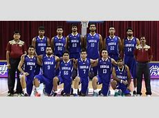The Indian Cagers Know your Indian men's basketball team