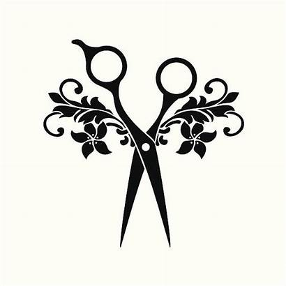 Salon Hair Vector Clip Beauty Illustrations Stylist