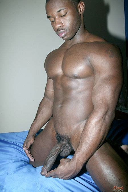 Marc Williams Black Muscle Stud Packin Gaymanicus Blog
