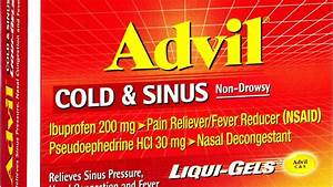 Ibuprofen - Advil Effects
