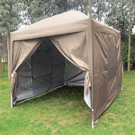 canopy with screen quictent privacy 174 8x8 screen curtain ez pop up tent