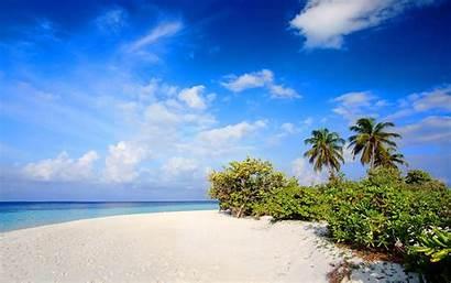 Beach Nature Wallpapers Beaches Island Sand Resolution