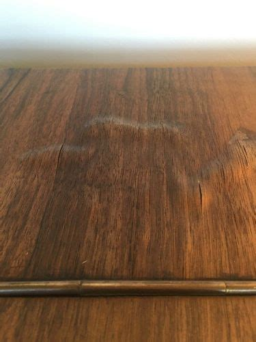 water damage  top  wooden piano hometalk