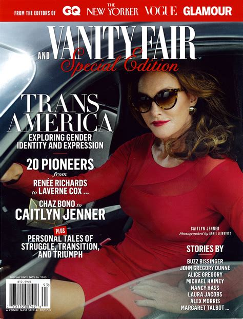 Vanity Fair Us Edition by Ncte Welcomes Vanity Fair Special Edition Trans America