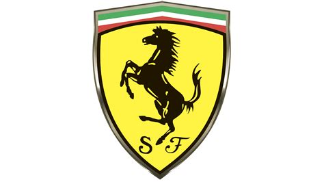 That was a distinctive feature of the emblem, as the yellow color enzo added himself — this is the color of his hometown of modena. Ferrari Logo, Ferrari Zeichen, Vektor. Bedeutendes Logo und Geschichte