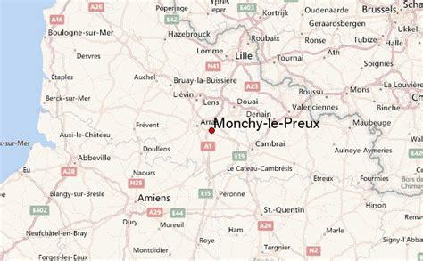 monchy le preux weather forecast