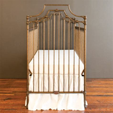 Bratt Decor Canopy Crib by 25 Best Ideas About Iron Crib On Nursery Crib