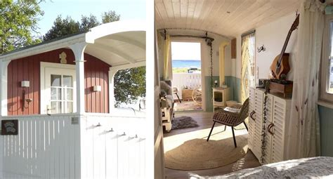 Tiny Häuser Ostsee by Quot Tiny House Quot Mit Meerblick Ostsee Bei Kappeln Gling