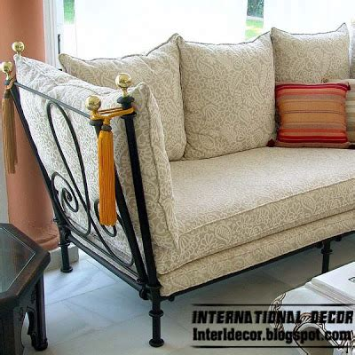 Iron Sofa Set Designs by Interior Decor Idea Wrought Iron Furniture Cool Ideas