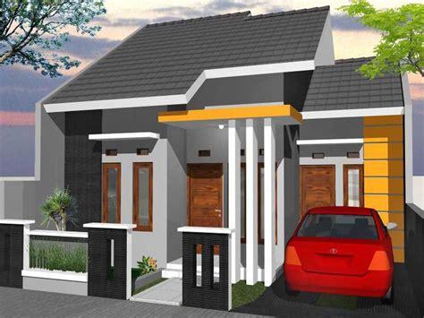 inspirasi gambar rumah sederhana  elegan  artistik