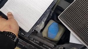 Wymiana Filtra Powietrza Kabinowego Audi A3 8l    Exchange