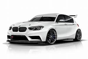 Bmw 135i : adf motorsport envisions bmw 1 series racing version ~ Gottalentnigeria.com Avis de Voitures