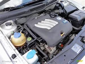 2000 Volkswagen Jetta Gls Sedan 2 0 Liter Sohc 8