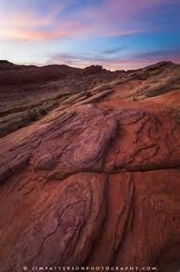 Nevada Desert Landscape