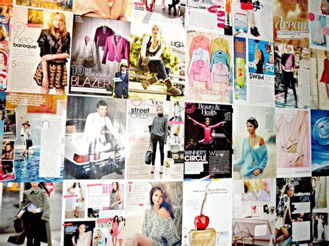 cut paste  innovate magazine collage ideas