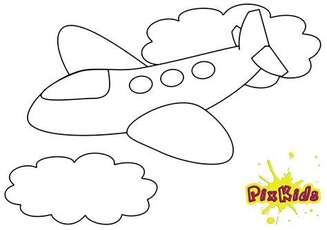 ausmalbild flugzeug jet die beste idee zum ausmalen von