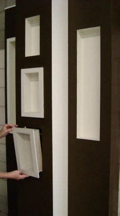 prefab niche 1000 images about accent wall ideas on pinterest accent walls wall niches and moldings