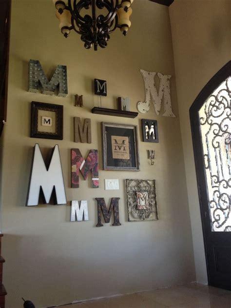 monogram wall initial wall decor monogram wall decor letter wall decor