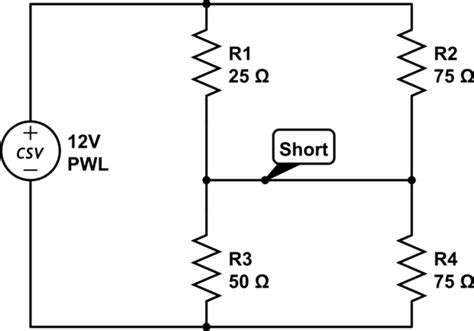 Adding Short Circuit Electrical Engineering