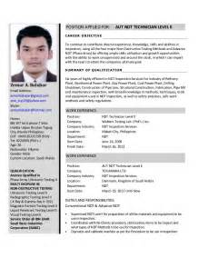 Updated Resume Format Pdf by Updated Resume Formats Anuvrat Info