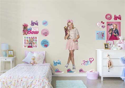 princess bedroom decorating ideas pink bow wall stickers custom sticker